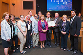 Milpitas Post City Hall Awards