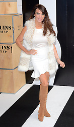 Lizzie Cundy attends Penguins of Madagascar Multimedia Screening at Vue West End, Leicester Square, London on Saturday 29th   November 2014