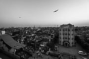 21st April 2013,  New Delhi, India. View of urban Delhi<br /> <br /> PHOTOGRAPH BY AND COPYRIGHT OF SIMON DE TREY-WHITE<br /> <br /> + 91 98103 99809<br /> email: simon@simondetreywhite.com