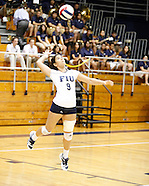 FIU Volleyball Vs. North Texas 2010