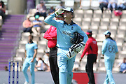 Jos Buttler during the ICC Cricket World Cup 2019 warm up match between England and Australia at the Ageas Bowl, Southampton, United Kingdom on 25 May 2019.
