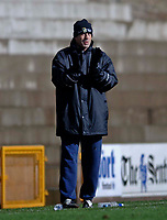 Photo: Glyn Thomas.<br />Port Vale v Swansea City. Coca Cola League 1. 08/04/2006.<br />Port Vale manager Martin Foyle.