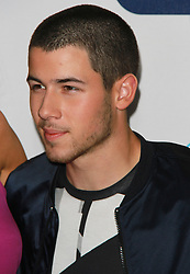 © London News Pictures. Nick Jonas, Capital FM Summertime Ball, Wembley Stadium, London UK, 06 June 2015, Photo by Brett D. Cove /LNP