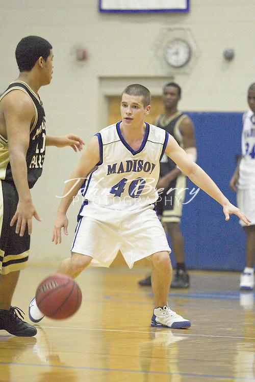 Varsity Boys Basketball..vs Manassas Park..January 12, 2005