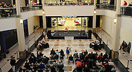 Lucas Disangro performs during the 11th Annual Teen Talent Show January 30, 2016 at Oxford Valley Mall in Langhorne, Pennsylvania. (Photo by William Thomas Cain)