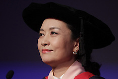 Wellington-China's First Lady receives doctorate