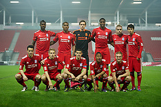 120314 Liverpool U18 v Ajax U18