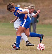 2014 Washingtonville vs. Goshen girls' soccer