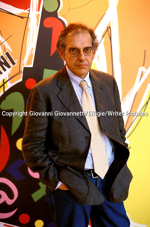 Giuseppe D'Onofrio<br /> <br /> <br /> 18/06/2007<br /> Copyright Giovanni Giovannetti/Effigie/Writer Pictures<br /> NO ITALY, NO AGENCY SALES