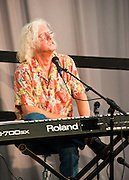 Arlo Guthrie interviewed at the New Orleans Jazz and Heritage Festival in New Orleans, Louisiana, April 30, 2011.