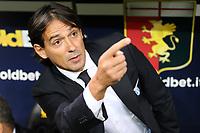 Simone Inzaghi  allenatore della  Lazio - Genoa-Lazio - Serie A 4a giornata