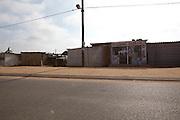 August 2010, Johannesburg, South Africa. Johannesburg Street Scenes