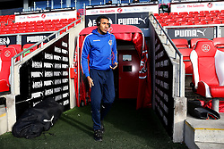 Cristian Montano of Bristol Rovers arrives at Highbury Stadium - Mandatory by-line: Matt McNulty/JMP - 14/01/2017 - FOOTBALL - Highbury Stadium - Fleetwood, England - Fleetwood Town v Bristol Rovers - Sky Bet League One