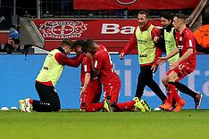 Bayer 04 Leverkusen v RB Leipzig - 18 November 2017