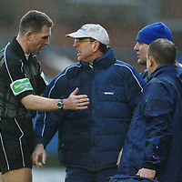 Queen of the South v St Johnstone..  04.02.03<br />
