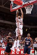 Arkansas Razorbacks men's basketball team during the 2007-2008 season at Bud Walton Arena in Fayetteville, Arkansas...©Wesley Hitt.All Rights Reserved.501-258-0920.