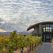 cave B Estate Winery & Resort.  Cave B Inn Exterior.