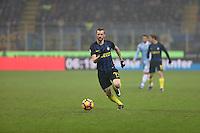 31.01.2017 - Milano -  Coppa Italia Tim   -  Inter-Lazio nella  foto: Marcelo Brozovic - Inter