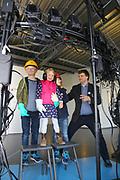 Ludwigshafen. 08.04.17 | Erlebnis Samstag bei der BASF<br /> BASF. Erlebnis Samstag im Zeichen der Sicherheit bei der BASF<br /> - Ein Rundumfoto von KIlian, Rosalie und Jannik durch Martin Hoppe<br /> <br /> BILD- ID 045 |<br /> Bild: Markus Prosswitz 08APR17 / masterpress (Bild ist honorarpflichtig - No Model Release!)