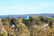 Harbor Springs is a splendid little town on the shores of Lake Michigan. There is a rich architectural heritage to be enjoyed here. The town is particularly beautiful in the fall.