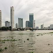 THA/Bangkok/20160729 - Vakantie Thailand 2016 Bangkok, Chao Phraya rivier