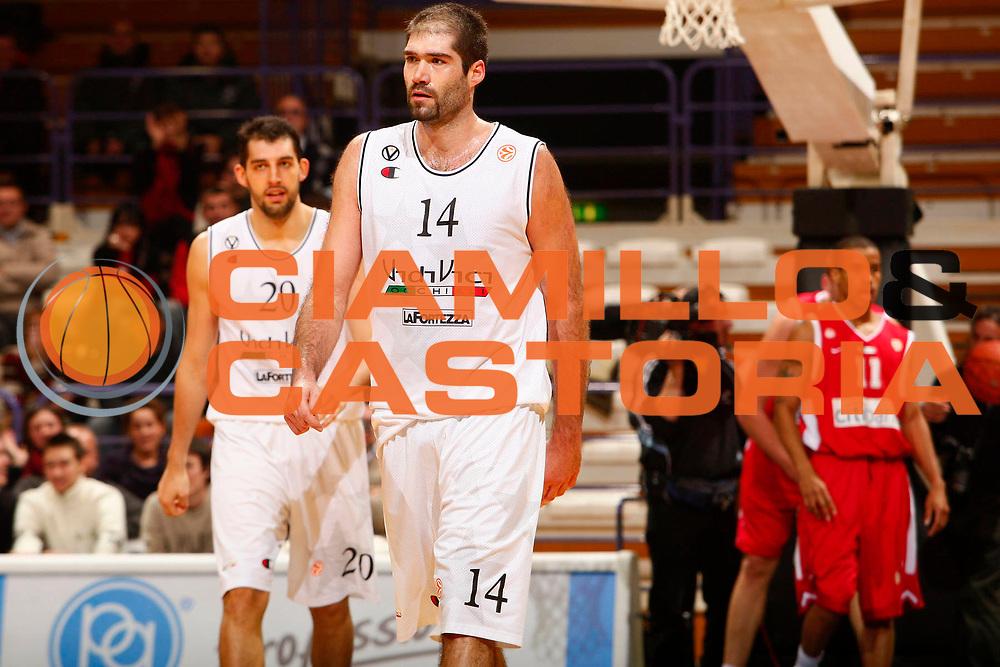 DESCRIZIONE : Bologna Eurolega 2007-08 VidiVici Virtus Bologna Olympiacos Pireo <br /> GIOCATORE : Roberto Chiacig <br /> SQUADRA : VidiVici Virtus Bologna <br /> EVENTO : Eurolega 2007-2008 <br /> GARA : VidiVici Virtus Bologna Olympiacos Pireo <br /> DATA : 03/01/2008 <br /> CATEGORIA : Delusione <br /> SPORT : Pallacanestro <br /> AUTORE : Agenzia Ciamillo-Castoria/S.Silvestri