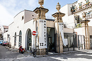 Palermo, Kalsa neighborhood, Teatro Garibaldi