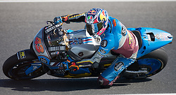 October 20, 2017 - Melbourne, Victoria, Australia - Australian rider Jack Miller (#43) of EG 0,0 Marc VDS in action during the second free practice session at the 2017 Australian MotoGP at Phillip Island, Australia. (Credit Image: © Theo Karanikos via ZUMA Wire)