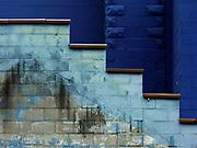 Urban steps.