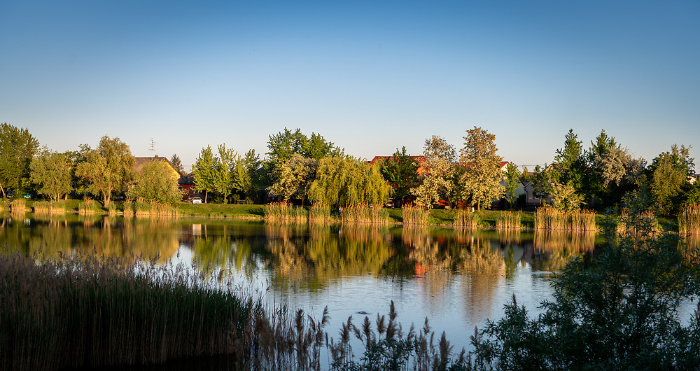 Mosonmagyarovar lakeMosonmagyarovar lake