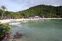 Coral Bay on Pulau Perhentian Kecil.