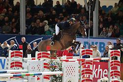 Onyshchenko Oleksandr, (UKR), Calcourt Falklund<br /> CSI4* Grand Prix DKB-Riders Tour<br /> Horses & Dreams meets Denmark - Hagen 2016<br /> © Hippo Foto - Stefan Lafrentz
