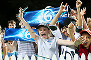 Cricket fans. New Zealand Blackcaps v England. Tri-Series International Twenty20 cricket. Seddon Park, Hamilton, New Zealand on Sunday 18 February 2018.<br /> <br /> Copyright photo: &copy; Bruce Lim / www.photosport.nz