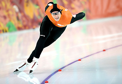 15-02-2014 SCHAATSEN: OLYMPIC GAMES: SOTSJI<br /> 1500 meter mannen - Jan Blokhuijsen<br /> ©2014-FotoHoogendoorn.nl