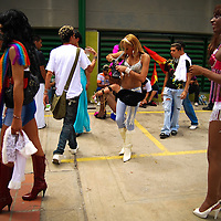 GAY PRIDE PARADE 2009 / MARCHA DEL ORGULLO GAY 2009<br /> Photography by Aaron Sosa<br /> Caracas - Venezuela 2009<br /> (Copyright © Aaron Sosa