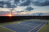 2014 08-12 Bush Tennis Center Midland NYT