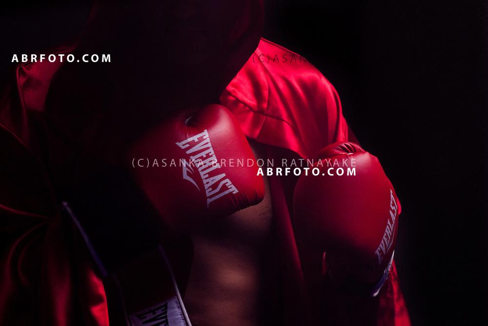 Everlast Boxing Ad campaign