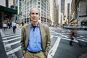 Manhattan, New York, USA, 20070523:   The American writer Philip Milton Roth.<br /> Photo: Orjan F. Ellingvag/ Dagbladet