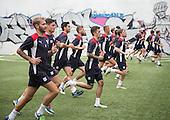 22-06-2016 Dundee FC pre-season testing