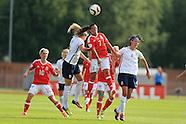 070616 Wales women v Norway women