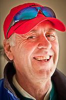 Serveyor and long time Alaskan, Tom Reber