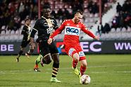 KV Kortrijk v Royal Antwerp FC - 10 February 2018