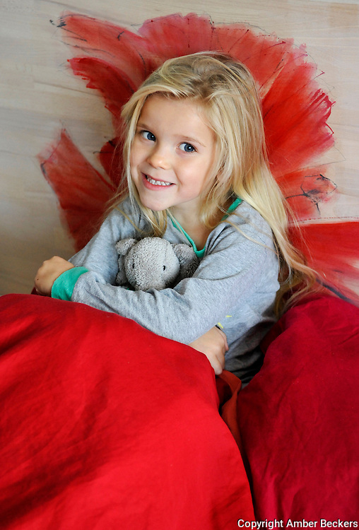 October 7, 2014 - 15:42<br /> The Netherlands, Amsterdam - Zo&euml;, 4 years and 11 months old
