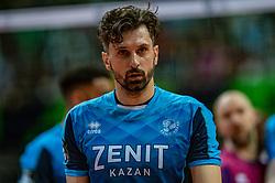 18-05-2019 GER: CEV CL Super Finals Zenit Kazan - Cucine Lube Civitanova, Berlin<br /> Civitanova win the Champions League by beating Zenit in four sets / Alexander Butko #12 of Zenit Kazan