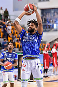 Dwayne Evans<br /> Banco di Sardegna Dinamo Sassari - Pallacanestro Trieste<br /> Legabasket LBA Serie A 2019-2020<br /> Sassari, 13/10/2019<br /> Foto L.Canu / Ciamillo-Castoria
