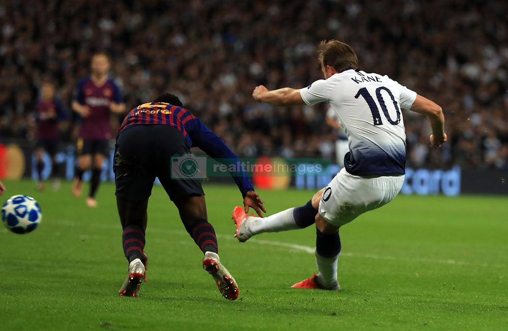 صور مباراة : توتنهام - برشلونة 2-4 ( 03-10-2018 )  38928644