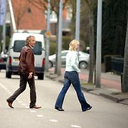 NLD/Almere/20070317 - Cor Bakker en partner Nienke Pluim