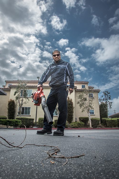 Groundsman, Laguna Canyon Apartments, Irvine, California for Bridge Housing