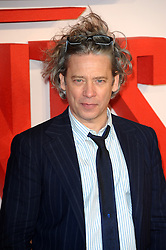 Dexter Fletcher attends the UK Premiere of 'The Monuments Men' at Odeon Leicester Square , United Kingdom. Tuesday, 11th February 2014. Picture by Chris Joseph / i-Images