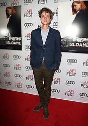 Douglas Smith bei der Premiere von Miss Sloane in Los Angeles<br /> <br /> / 111116<br /> <br /> <br /> ***Premiere von Miss Sloane in Los Angeles on november 11, 2016***